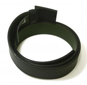 No.2 ベルト リバーシブル (ブラック×フォレストナイト) 長さ調整可能 EA7
