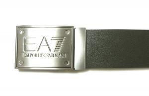 No.3 ベルト リバーシブル (アンスラサイト×ホワイト) 長さ調整可能 EA7