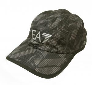 アルマーニ キャップ 帽子 ブラック ゴルフ ベースボール スポーツ メンズ EA7