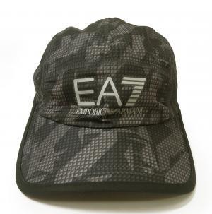 No.3 キャップ 帽子 ブラック ゴルフ ベースボール スポーツ メンズ EA7