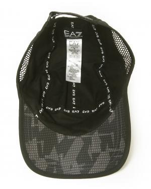 No.5 キャップ 帽子 ブラック ゴルフ ベースボール スポーツ メンズ EA7