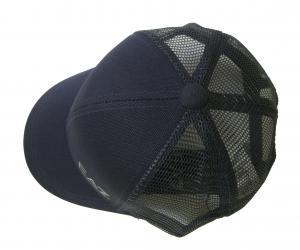 No.5 帽子 キャップ メンズ  ベースボール ゴルフ ネイビーブルー EA7 エンポリオアルマーニ