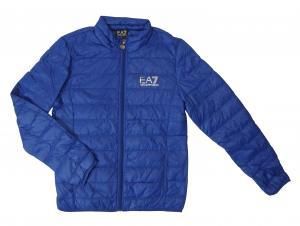 アルマーニ ライトダウンジャケット エンポリオアルマーニ EA7 (ロイヤルブルー)