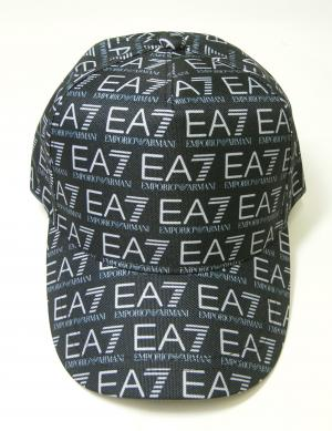 No.2 帽子 キャップ メンズ  ベースボール ゴルフ EA7 モノグラム