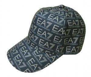 アルマーニ 帽子 キャップ メンズ  ベースボール ゴルフ EA7 モノグラム