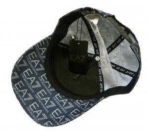 No.5 帽子 キャップ メンズ  ベースボール ゴルフ EA7 モノグラム