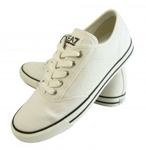 アルマーニ スニーカー メンズ ホワイト 靴 シューズ エンポリオアルマーニ EA7