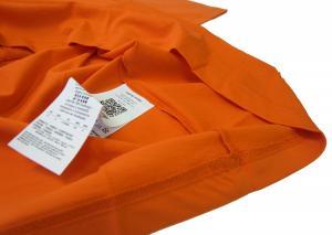 No.5 Tシャツ メンズ オレンジ エンポリオアルマーニ EA7