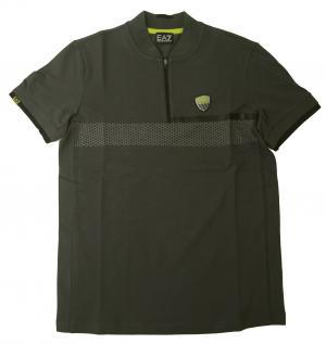 エンポリオアルマーニ ポロシャツ グレー メンズ ゴルフ  EA7