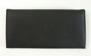 No.2 財布 長財布 メンズ 黒 カード大容量 ジョルジオアルマーニ