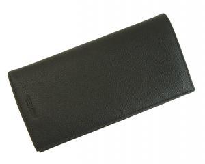 No.7 財布 長財布 メンズ 黒 カード大容量 ジョルジオアルマーニ