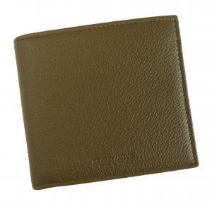 No.7 財布 二つ折り メンズ ブラウン ジョルジオアルマーニ