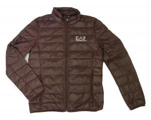 アルマーニ ダウンジャケット メンズ ライトダウン  エンポリオアルマーニ EA7 (ボルドー)