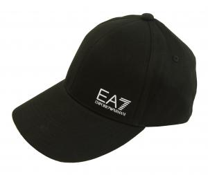 アルマーニ キャップ 帽子 ゴルフ ベースボール スポーツ メンズ EA7 ブラック