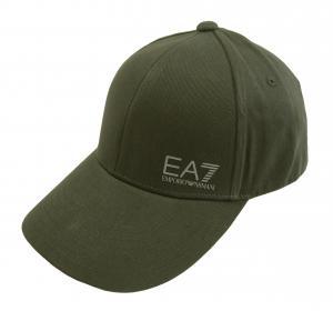アルマーニ キャップ 帽子 ゴルフ ベースボール スポーツ メンズ EA7 ダークグリーン