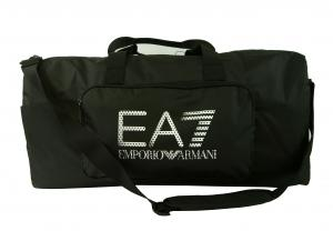 アルマーニ エンポリオアルマーニ EA7 ボストンバッグ メンズ ブラック
