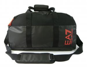 アルマーニ エンポリオアルマーニ EA7 ジムバッグ ボストン メンズ ブラック VIGOR 7