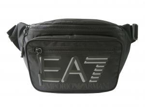 アルマーニ エンポリオアルマーニ EA7 ボディバッグ ウエストバッグ ショルダーバッグ メンズ ブラック