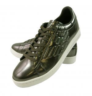 アルマーニ エンポリオアルマーニ EA7 スニーカー メンズ シューズ 靴 レザー