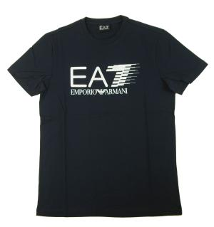 アルマーニ Tシャツ メンズ ネイビーブルー エンポリオアルマーニ EA7