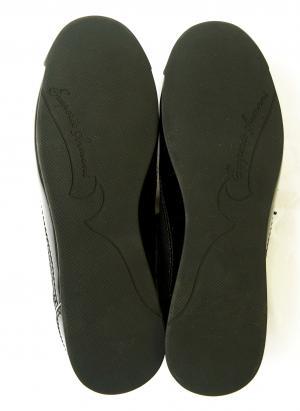 No.7 エンポリオアルマーニ レディス スニーカー 靴 ブラック