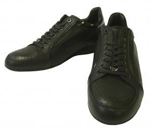 No.9 スニーカー メンズ 靴 シューズ レザー エンポリオ 43(日本サイズ約28cm)