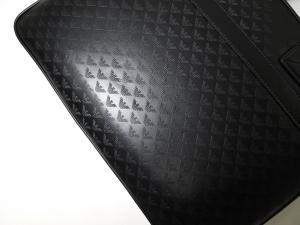 No.12  <訳あり・アウトレット>バッグ エンポリオアルマーニ 3ウェイ ビジネスバッグ (ブラック)