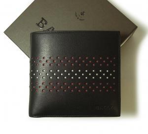 バリー VYIE.T/110 二つ折財布(ブラック) MainPhoto