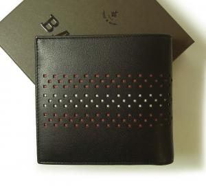 No.2 VYIE.T/110 二つ折財布(ブラック)