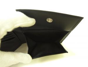 No.7 VYIE.T/110 二つ折財布(ブラック)
