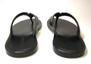 No.4 メンズ サンダル (ブラック) 6(日本サイズ約25cm) LANTRO/00