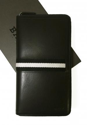 バリー 長財布 ラウンドファスナー ラージ TEVIN/290*大きめサイズ