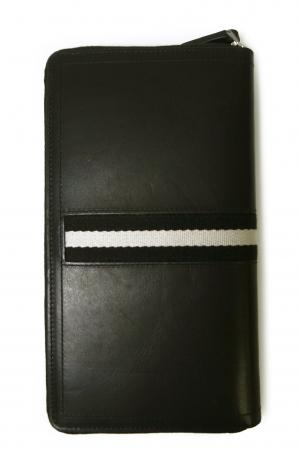 No.2 長財布 ラウンドファスナー ラージ TEVIN/290*大きめサイズ