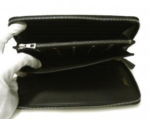 No.4 長財布 ラウンドファスナー ラージ TEVIN/290*大きめサイズ