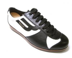 No.6 スニーカー レザー (ブラック) 10(日本サイズ約29cm) YOSHUA/00 靴