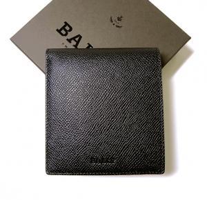 No.2 BYIE.B/60 二つ折財布(ブラック×レッド)