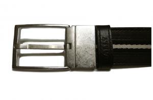 No.3 ベルト 回転バックル メンズ リバーシブル TAMER-35.T/680 (80サイズ)