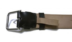 No.4 メンズ ベルト 80サイズ(ブラック) COLIMAR-35.TG/120