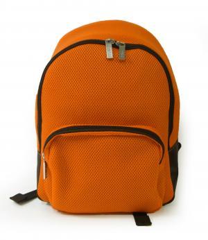 ブリー リュックサック バックパック 約350g オレンジ 704 パンチ エアー