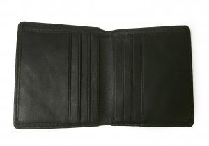 No.3 札入れ 財布 カードケース 二つ折 Pocket 103 *小銭入れなし