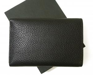 No.2 財布 小銭入れ 三つ開き カード大容量 flap wallet M Liv 135