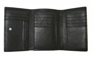 No.4 財布 小銭入れ 三つ開き カード大容量 flap wallet M Liv 135