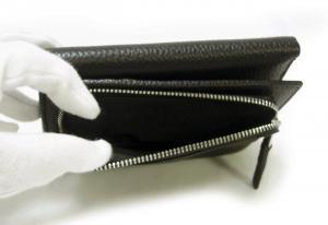 No.7 財布 小銭入れ 三つ開き カード大容量 flap wallet M Liv 135