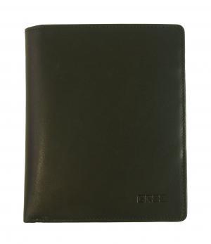ブリー 財布 メンズ 黒 三つ開き Oxford 137 ポケット13枚