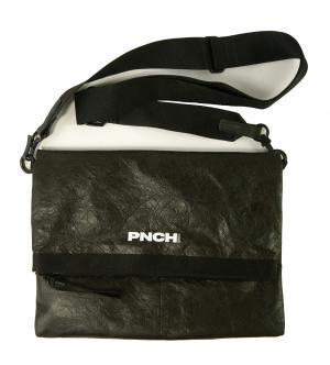 ブリー ショルダーバッグ 斜めがけ メンズ PNCH Vary 4 パンチ ブラック