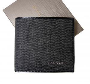 ブルガリ 財布 ウィークエンド メンズ 二つ折 (ブラック/ブラック) MainPhoto