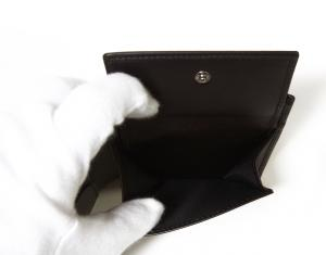 No.6 財布 カーフ レザー メンズ モカ 二つ折 オクト マルティコ