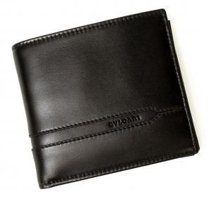 No.7 財布 カーフ レザー メンズ モカ 二つ折 オクト マルティコ