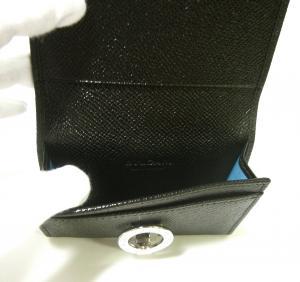 No.6 名刺入れ カードケース ビジネスカードホルダー BVLGARI BVLGARI