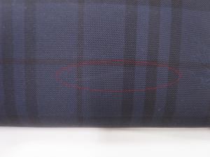 No.10 <訳あり・アウトレット>長財布 ラウンドファスナー ホースフェリー *大きめサイズ